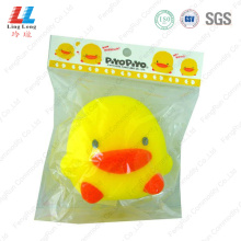 Chicken style lovely bath sponge