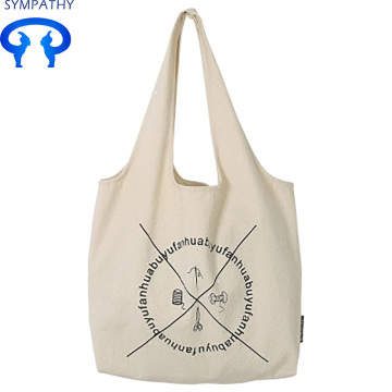 The new alphabet canvas bag lady handbag