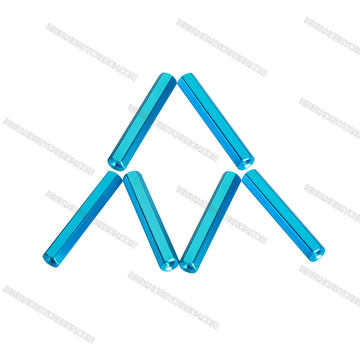 M3 anodized Hex Aluminum Spacer for RC