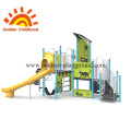 Zoo Amusement Outdoor Playground Equipment For Children
