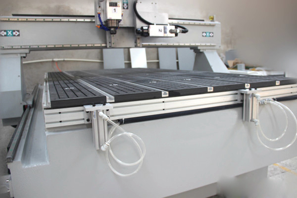 SZ A2-ATC 2 heads CNC Router Machine
