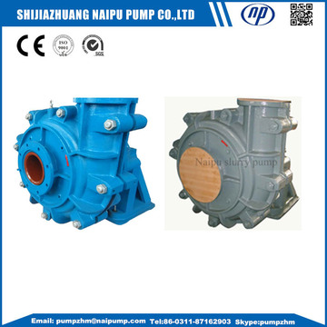 4/3D centrifugal slurry pumps