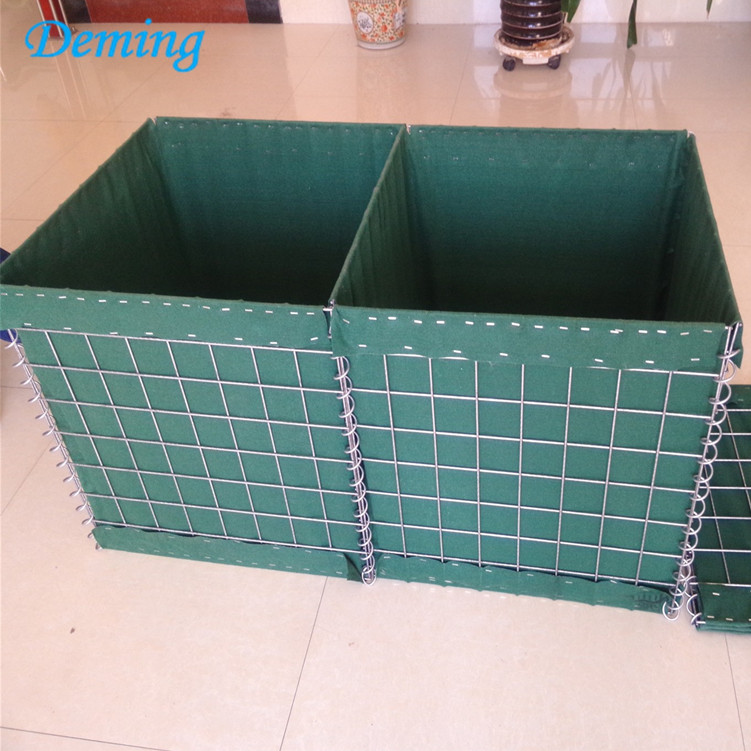 High Quality Galvanized Hesco Barrier Price
