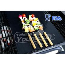 Customized for Non-Stick BBQ Grilling Mat The Grill Mat which is hot selling in Supermarket supply to American Samoa Importers