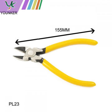 Mini Plastic Diagonal Cutting Pliers