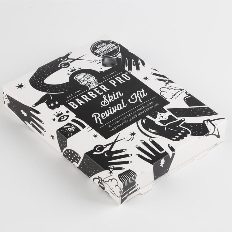 Facial Mask Packaging Box