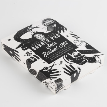 Custom Facial Mask Paper Packaging Box