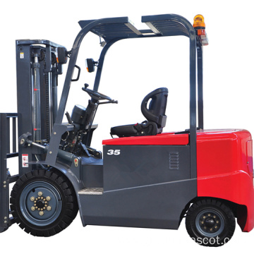 good quality 3.5 ton electric forklift truck