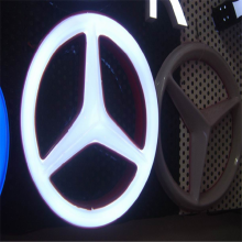 China supplier OEM for Acrylic Led Sign Outdoor Advertising Vacuum Formed Signage export to Belgium Suppliers
