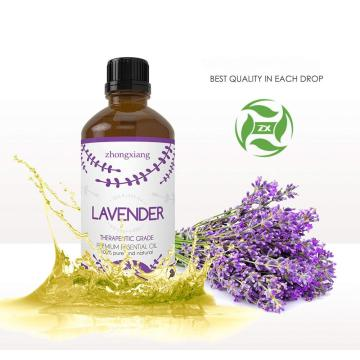 Private Label 100% pure lavender essential oil ​