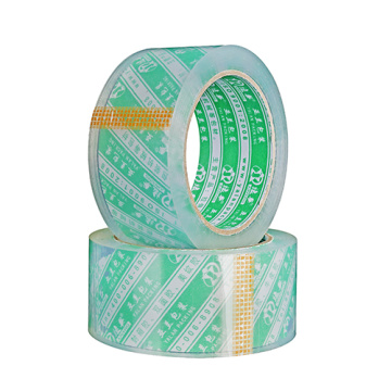 Clear Plastic Shipping Tape