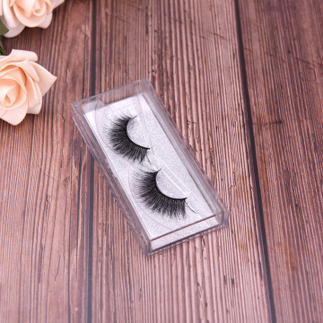 Synthetische Wimpern aus Nerz 3d Silk Lashes Mascara