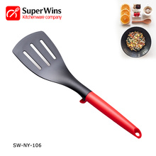 Top Sale Colorful kitchenware Nylon Slotted Turner