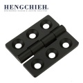 Black Powder-coating ZDC Industrial External Hinge