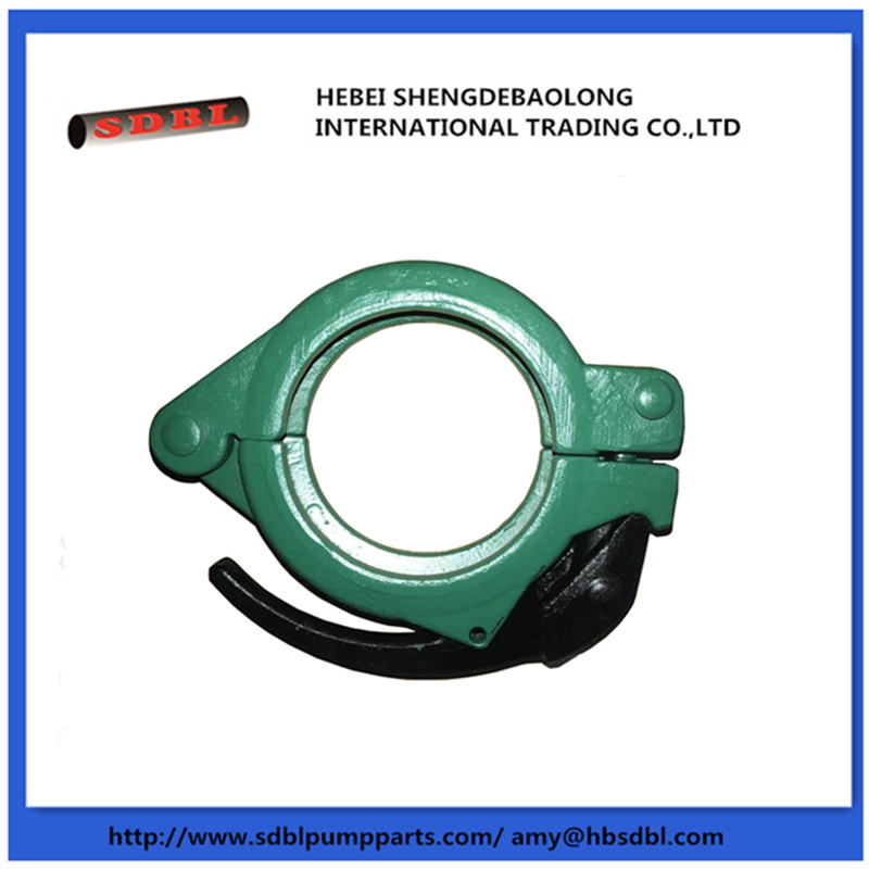 HD Adjustable Concrete Pump Clamp Coupling