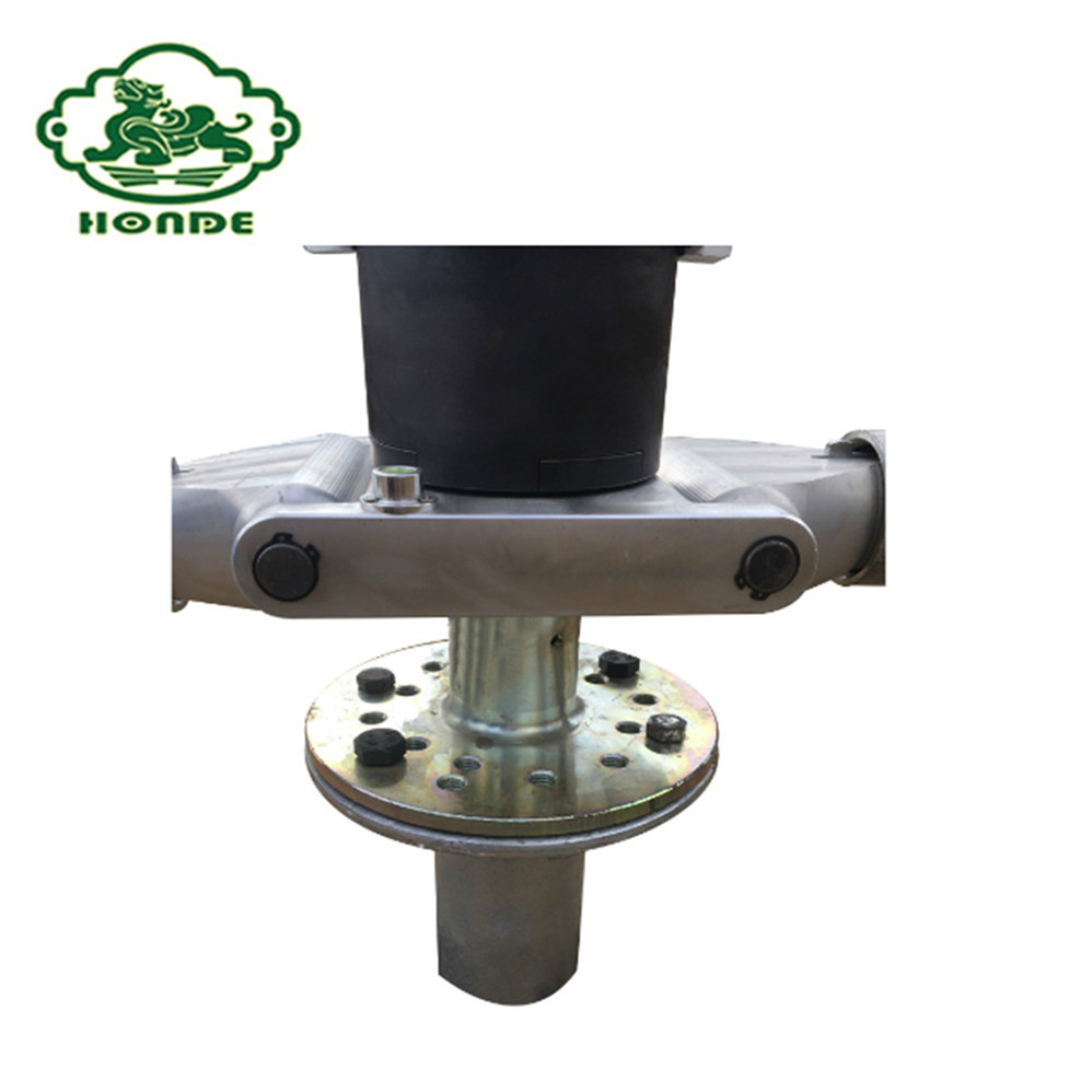 High Quality Ground Screw Solar Post Driver