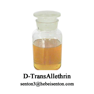 Active Ingredients D-Trans Allethrin Technical