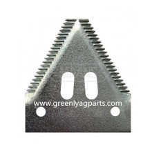 OEM/ODM for Sickle section Z93077 Z52672 86561692 Knife Section Fits John Deere supply to American Samoa Manufacturers