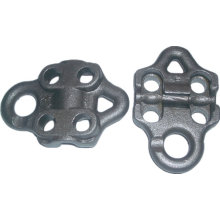 Galvanized Cast Iron Fittings For Electrical Power Line