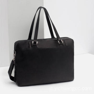 Borsa per laptop in similpelle