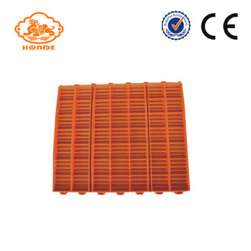 Popular poultry plastic floor
