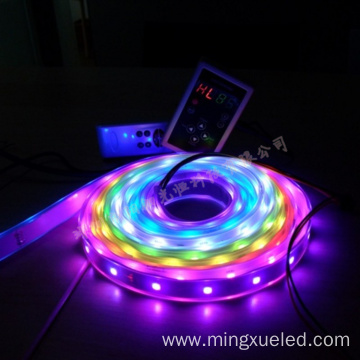 Super Purchasing for China supplier of Ic Constant Current Led Strip Light, Thin Led Strip Lights Dream Color IC Constant Current LED Strip Light export to Spain Supplier
