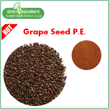 100% pure real Grape Seed extract