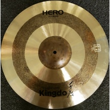 Factory Free sample for B20 Cymbals,Handmade B20 Cymbals,B20 Crash Cymbal Manufacturers and Suppliers in China Traditional 100% Handmade B20 Cymbals supply to Brazil Factories