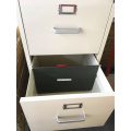 Steel office 4 drawer file cabinet with handle