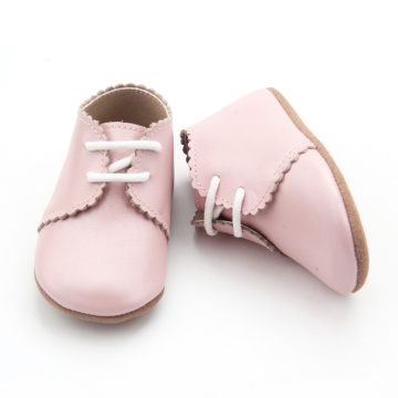 Lovely Pink Children Oxford Casual Shoes