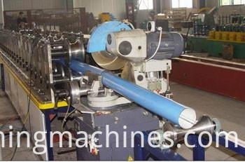 downpipe making machine