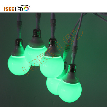 Milky Cover 3D LED Bulb DMX512 LED Lighting