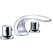 Deck Mount Tub Faucet Bathtub Mixer
