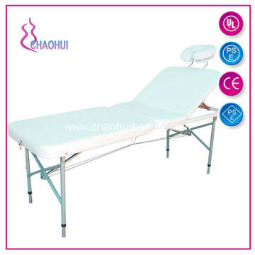 Cheap for Wooden Massage Table Lightweight Tattoo Therapy Couch Portable Message Bed supply to Russian Federation Factories
