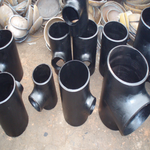 Forging WPB ASTM A234 Industrial-Use Pipe Tee