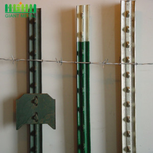 Wholesale Galvanized Metal T Post