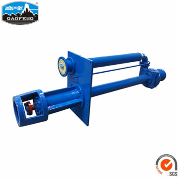 ZLX Series Vertical Industrial Submerged Slurry Pump
