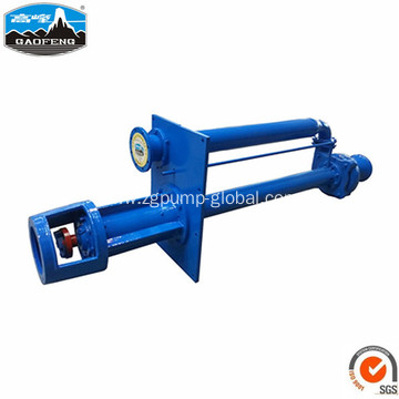 High Efficiency Vertical Long Shaft Submerged Pump