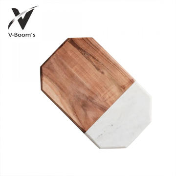 Factory Supplier for for China Marble Cheese Board,Marble Cheese Kitchen Board,Marble And Wood Cheese Board Manufacturer Marble Cutting Cheese Board export to Oman Factories