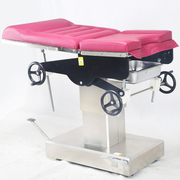 Hydralic Obstetric Hospital Bed