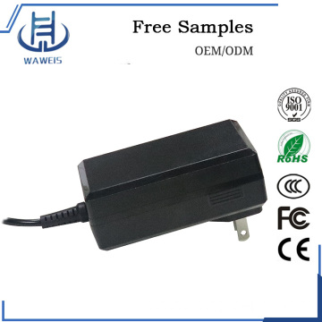 Ac 100-240v Dc 12v 3a Wall Power Adapter