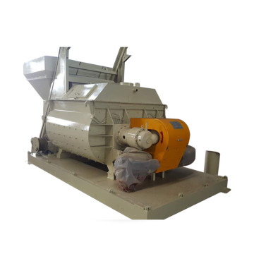 Compact central 1m3 js concrete mixer price