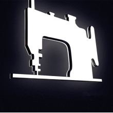 LED 3D Channel Letters Making Wholesale