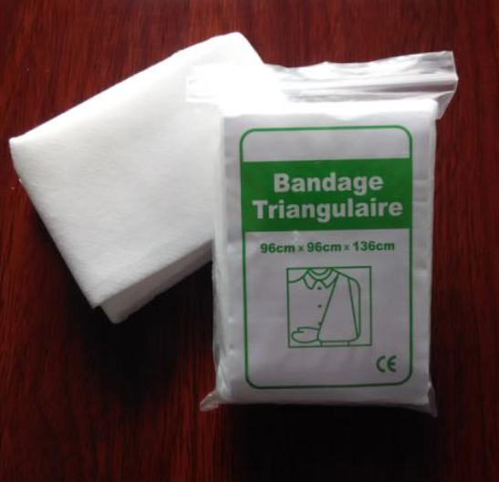 Triangle bandage