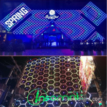 Building Facade Decor RGB DMX Led Digital Tube