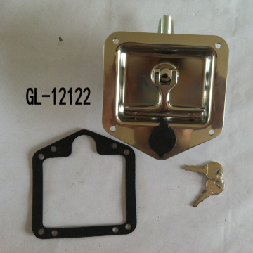 China for T Handle Paddle Lock T Bar Handle Lock Latch for Toolboxes supply to Bouvet Island Suppliers