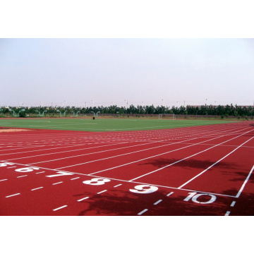 Asphal Cement Courts Sports Surface Flooring Athletic Running Track