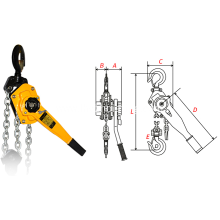 2017 hot sale HSH Lever chain hoist