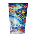 Custom  Royal Standard Print Microfiber Beach Towel
