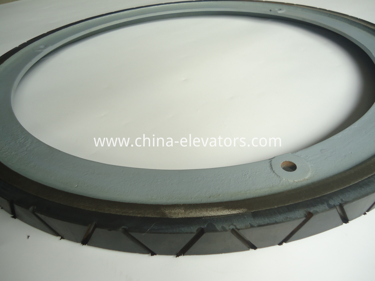Friction Pulley for ThyssenKrupp Venlino Escalators 683*34mm